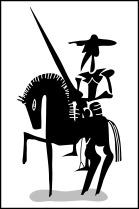 Don_Quixote 10-07-12 © JuanDarien